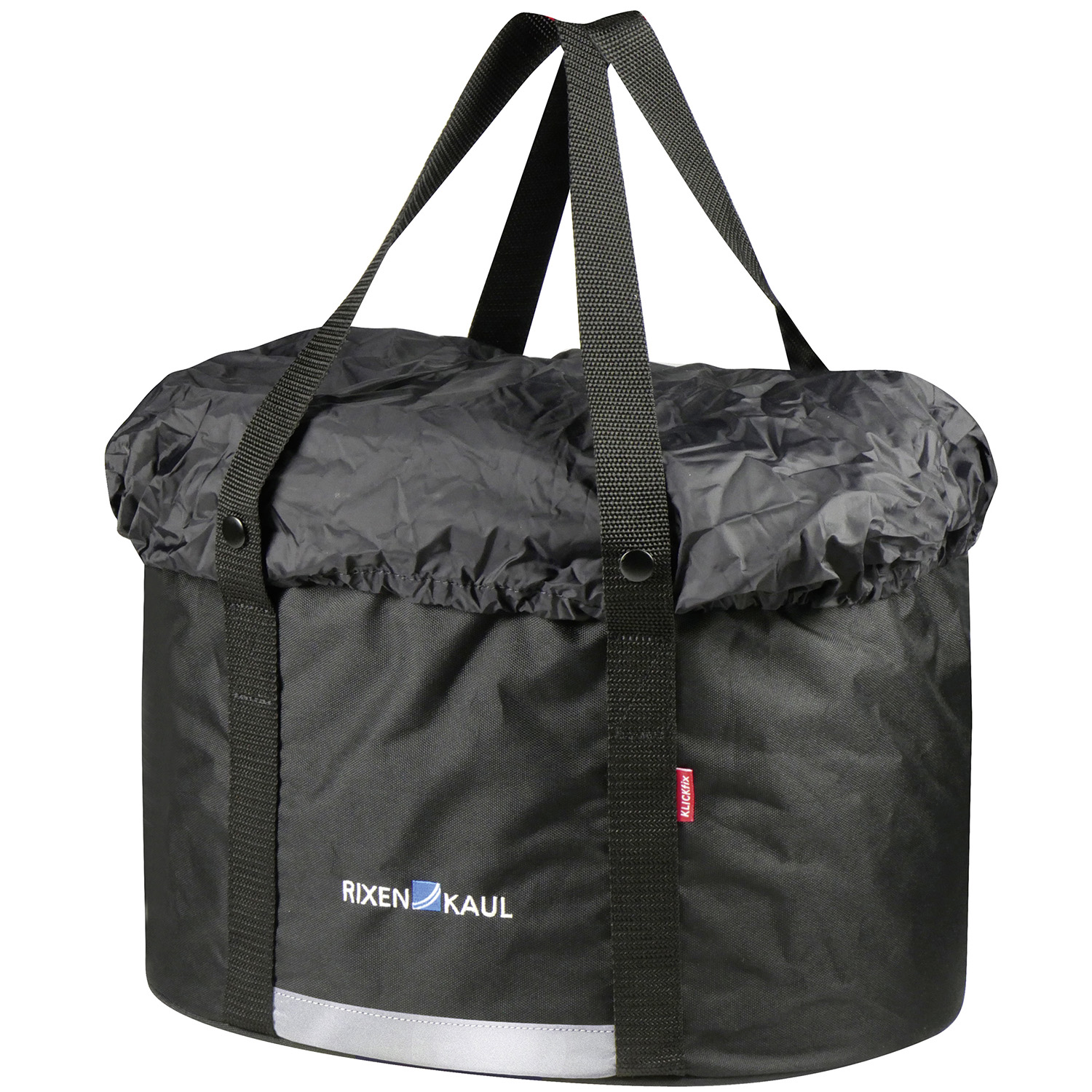 Shopper Plus, shopping handlebar bag with raincover