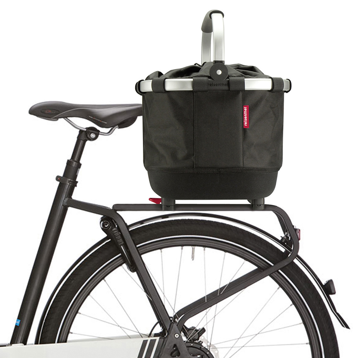 Carrybag GT, transverse textile basket – only for Racktime racks