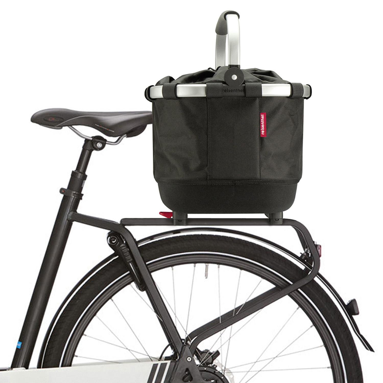 Reisenthel Vrad-Korb KLICKfix Bikebasket dots schwarz
