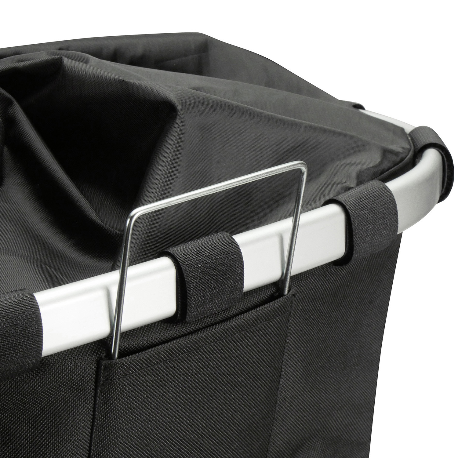 Carrybag GT, transverse textile basket – for any type of carrier
